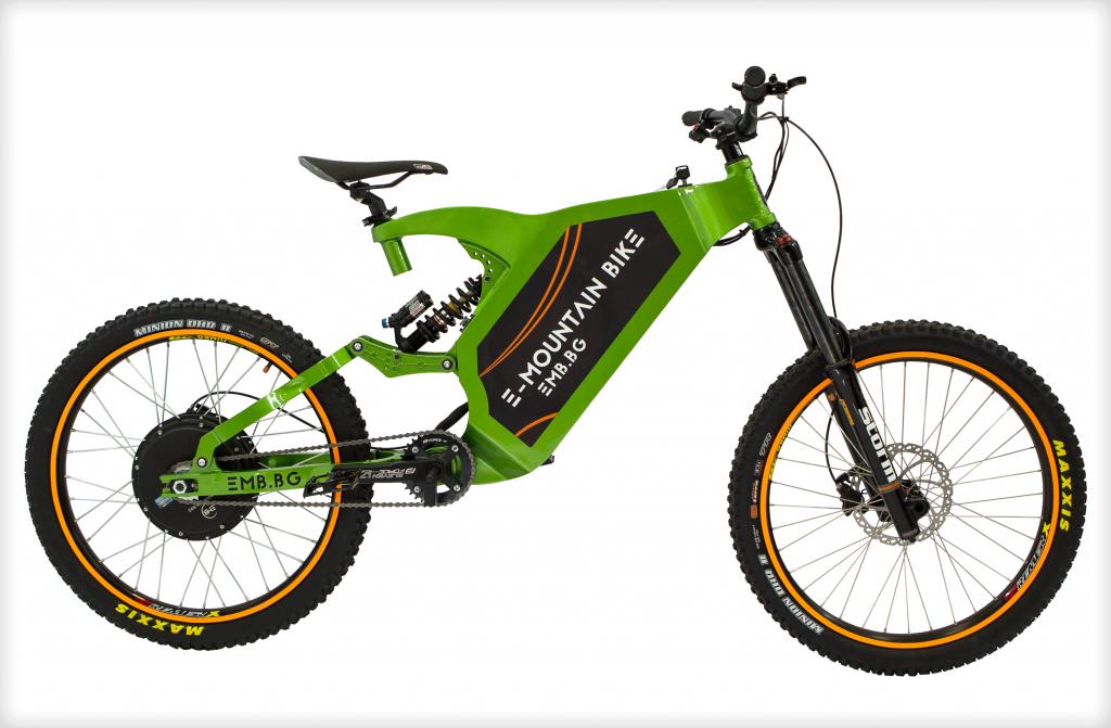 електрическо колело под наем