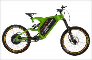 планинско електрическо колело