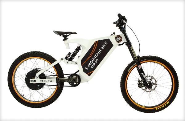 планинско електрическо колело под наем